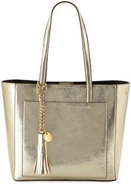 Cole Haan Natalie Small Metallic Tote Bag