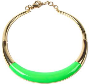 Amrita Singh Green Crosby Street Necklace