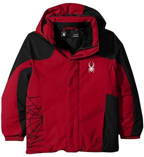 Spyder Mini Guard Jacket Boy's Coat