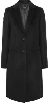 Joseph Martin Wool And Cashmere-blend Coat - Black
