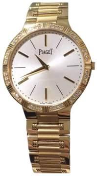 Piaget Dancer 18K Rose Gold & Diamond 38mm Mens Watch