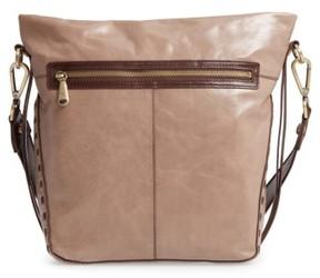 Hobo Banyon Calfskin Leather Bucket Bag - Grey