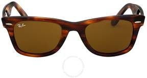 Ray-Ban Original Wayfarer Tortoise Brown Sunglasses RB2140 954