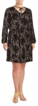 Tart Robby Abstract Dress