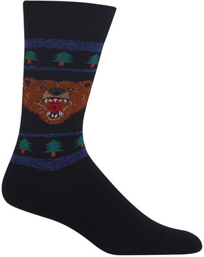 Hot Sox Men's Bear Socks