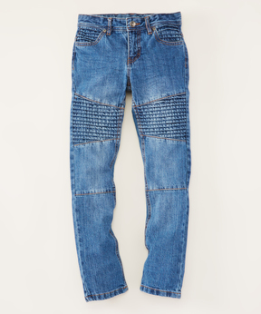 DKNY Authentic Core Motto Jeans - Boys