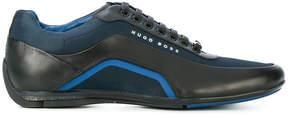 HUGO BOSS contrast panel sneakers