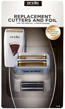 Andis Shaver Replacement Foil & Cutter