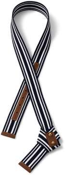 Lands' End Lands'end Women's Knot Webbing Belt