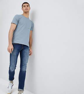 Nudie Jeans Kurt Worker Tee Blue