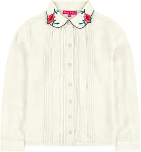 Derhy Kids Embroidered blouse