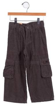 Ikks Boys' Corduroy Cargo Pants w/ Tags