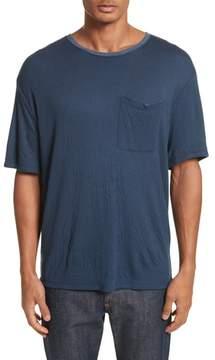 ATM Anthony Thomas Melillo Double Face T-Shirt