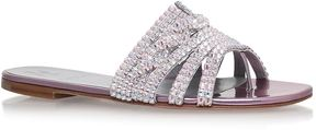 Gina Loren Jewelled Sandals