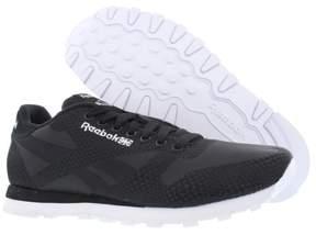 Reebok Men's Cl Runner Jacquard Casual Sneakers