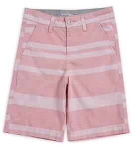 Calvin Klein Jeans Boy's Striped Shorts