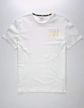 Puma Rebel Gold Mens T-Shirt