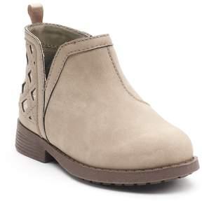 Osh Kosh Fleetwood Toddler Girls' Ankle Boots