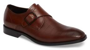 Kenneth Cole New York Men's Golden Ticket Monk Strap Shoe