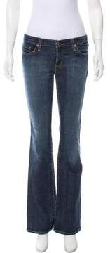 Adriano Goldschmied Mid-Rise Jeans