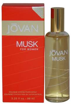 Musk by Jovan Cologne Concentrate Women's Spray Perfume - 3.25 fl oz