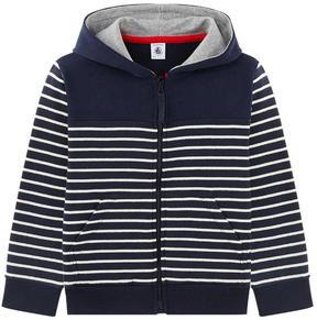 Petit Bateau Full zip hoodie