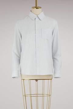 A.P.C. Femme striped shirt
