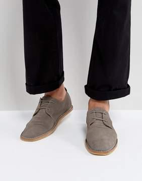 Zign Shoes Suede Lace Up Shoes