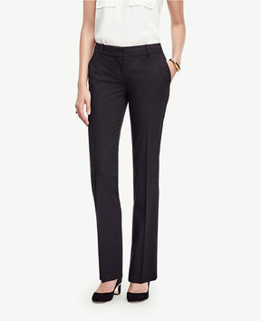 Ann Taylor The Tall Straight Leg Pant in Seasonless Stretch - Devin Fit