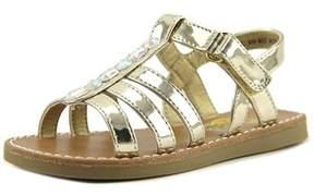 Rachel Delilah Open-toe Synthetic Slingback Sandal.