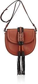 Altuzarra WOMEN'S GHIANDA KNOT SMALL SADDLE BAG