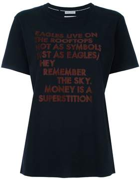 Each X Other 'Eagles' poem T-shirt