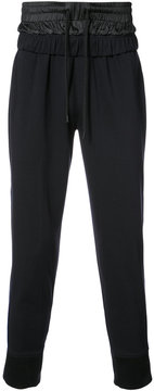 Public School thin waisted tailored pants