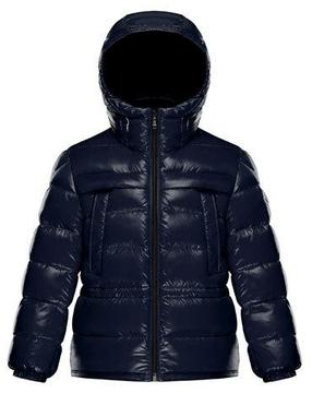 Moncler Gibran 1 Hooded Quilted Coat, Size 8-14