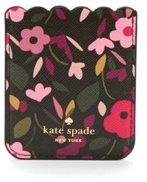 Kate Spade Boho Floral Sticker Pocket - BLACK MULTI - STYLE