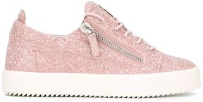 Giuseppe Zanotti Design Cheryl Glitter low-top sneakers