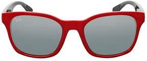 Ray-Ban Active Grey Gradient Mirror Sunglasses