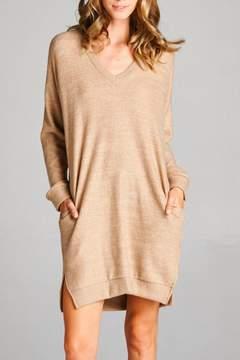 Cherish Long Sleeve Dress