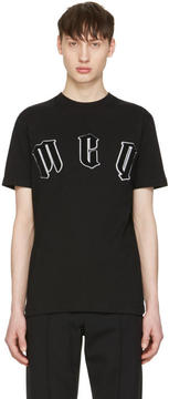 McQ Black Logo T-Shirt