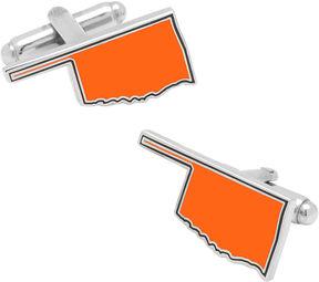 Asstd National Brand Oklahoma Cufflinks