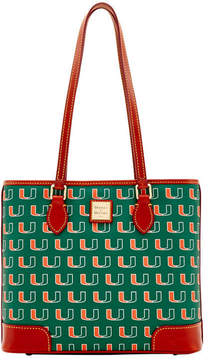 Dooney & Bourke Miami Hurricanes Richmond Shopper