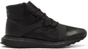 Y-3 Black Kozoko Sneakers