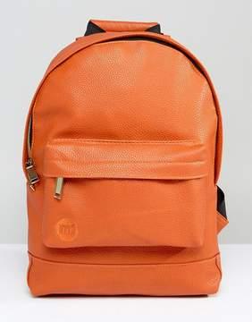 Mi-Pac Burnt Orange Tumbled Mini Classic Backpack