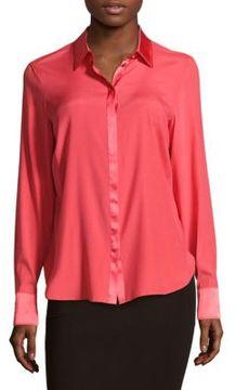 Basler Long-Sleeve Button-Down Shirt