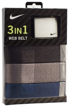 Nike Men's Web Belts