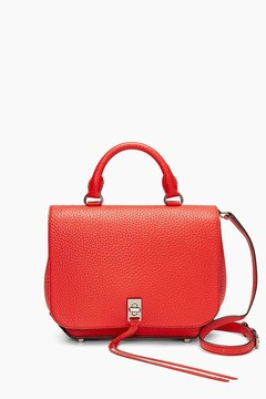 Rebecca Minkoff Medium Darren Convertible Backpack - RED - STYLE