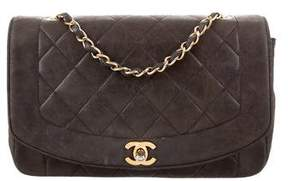 Chanel Vintage Diana Single Flap Bag