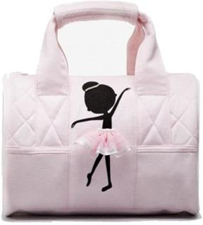Capezio Pirouette Silhouette Bag
