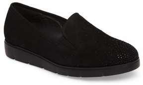 Gabor Women's Embellished Slip-On Loafer