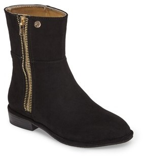 Stuart Weitzman Girl's Zipper Boot